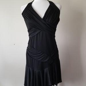 Marciano dress backless black sz M